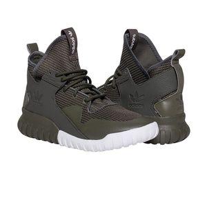 Adidas Tubular Men's High Top Sneakers, Size 10.5